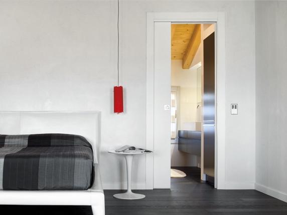 jednokridlove puzdra pre dvere